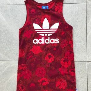 RESERVED Adidas sport mini dress
